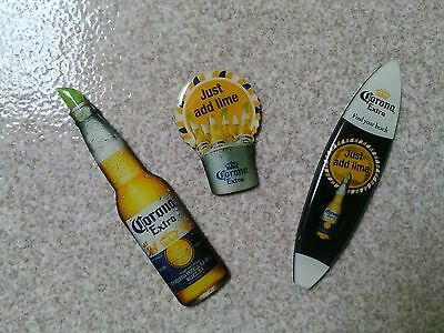 Set Di Magneti Birra Corona - Collector!!!