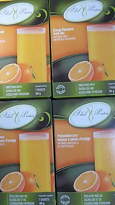 Ideal Protein Orange Flavoured Drink Mix (4 Boxes Of 7)