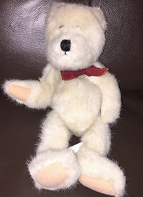 BOYDS COLLECTION JOINTED TEDDY BEAR SOFT TOY 27cm