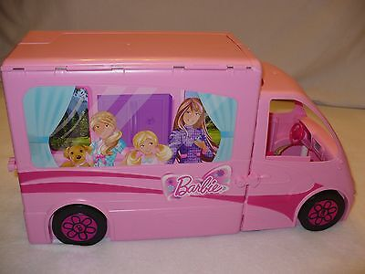 Barbie and her Sisters in a Pony Tale Camper Motor Home