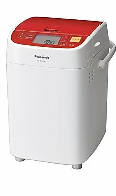 Panasonic home bakery 1 loaf type Red SD-BH1001-R AC100V | w/Tracking Number