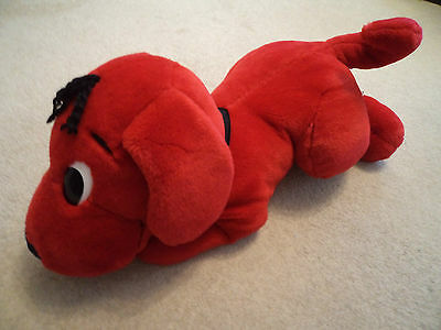 """Large 24"""" Clifford the Big Red Dog Soft Toy by Scholastic"""