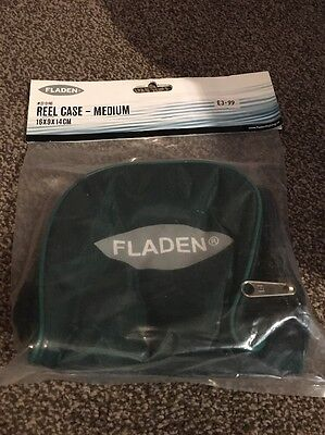 Fladen Medium Reel Case, Green
