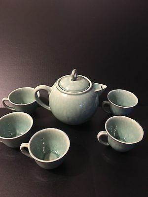 Jars France Tea Set 5 Jade