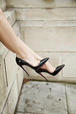 chaussures escarpins Louboutin So Kate ,taille 39