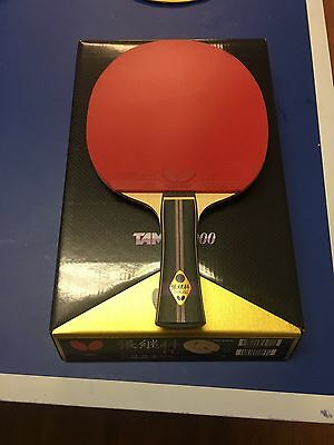 BUTTERFLY Zhang Jike T5000 Carbon Blade w/ Tenergy80& Corbor Rubbers Paddle