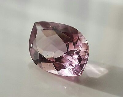 WaterfallGems Fancy Cut Amethyst, 18.9x12.5mm, 10.41ct