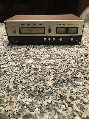 Realistic TR-882 Eight 8 Track Tape Deck Player Recorder/for Parts..