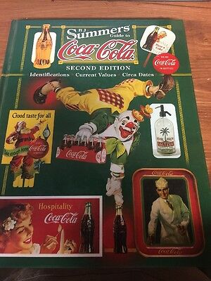 B.J. Summers Guide To Coca Cola Second Edition Hardback