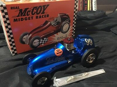 MC COY MIDGET RACER RED HEAD 19 SERIES MAC A 1999 NYLINT Ltd. 5000