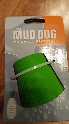 Kurgo - Mud Dog Travel Shower ~ Free Shipping in US
