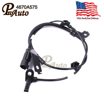 For Mitsubishi Outlander Lancer ASX Front Left ABS Wheel Speed Sensor 4670A575