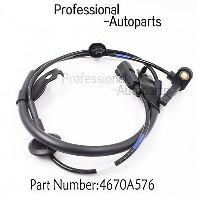 Fits Mitsubishi Outlander 07-12 OEM 4670A576 Front Right ABS Wheel Speed Sensor