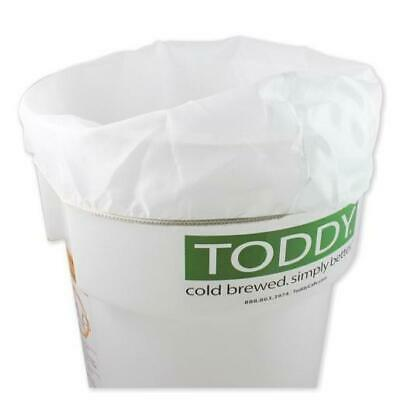 2x Toddy Commercial Strainer