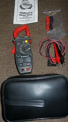 Triplett Digital Clamp On Meter