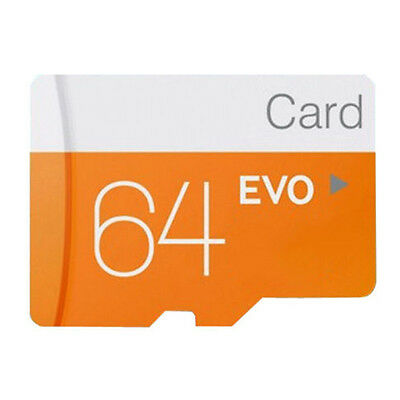 64GB High Speed Class10 Micro Flash Memory Card TF Card for Mobile Phone Camera