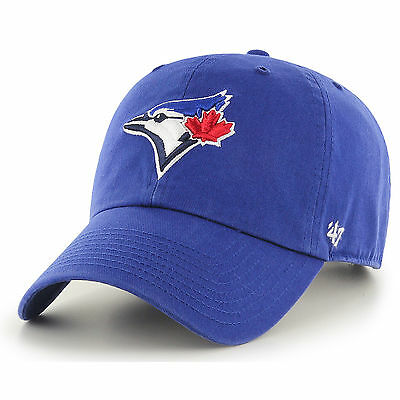 47 BRAND NEW Toronto Blue Jays Clean Up Cap Royal Blue BNWT