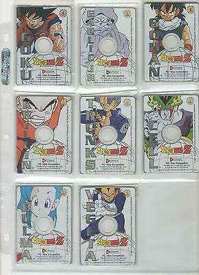Funimation dbz 1 set cd rom  x 8 as shown in photo
