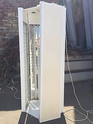 16T 160watt white vertical sunbed mess for del £ most of uk 10356