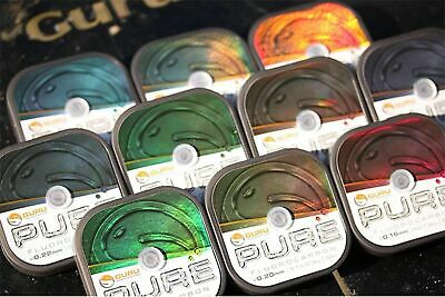 Korda Guru PURE Fluorocarbon Fishing Line - All Diameters Available