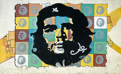 """""""Che"""" Canvas Wall Art Ready to Hang on The Wall"""