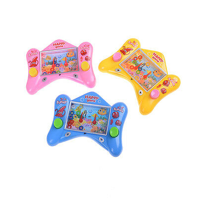 Funny Handheld Water Game Machine Consoles Educational Toddler Toys Game X2Z