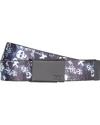 Billabong Bad Billy  Boys Belt in Black
