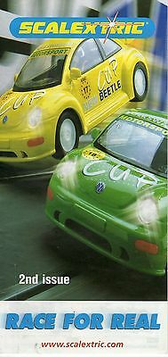 "Scalextric ""Race For Real"" Leaflet - Issue 02"
