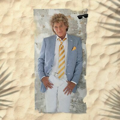 Rod Stewart Towel NEW Young Turks Forever Young I Don't Wanna Talk About It