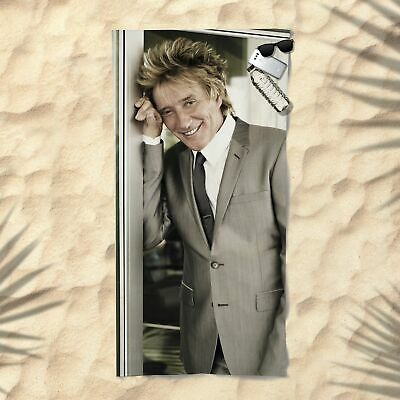 Rod Stewart Towel NEW It's Over Brighton Beach Sailing Have I Told You Lately