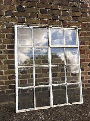 Reclaimed Large Crittal Window