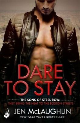 Dare to Stay by Jen McLaughlin (Paperback, 2016)