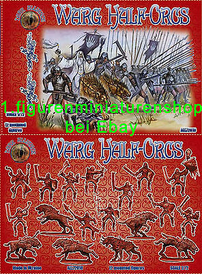 1:72 Figuren All 72018 Warg-Half-Orcs - Dark Alliance