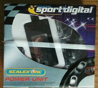 SCALEXTRIC SPORT DIGITAL 12v POWER UNIT New/Factory Sealed Hornby