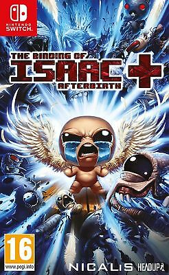 The Binding of Isaac: Afterbirth+ (Switch) Brand New & Sealed UK PAL