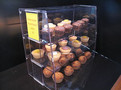 Cake Display Cabinet/bakery/pastries/donuts/delicatessen/food display/cupcake