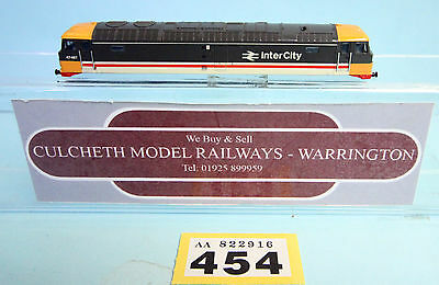 Minitrix 'n' Gauge *spare Parts* Class 47 487 'intercity' Body Only #454