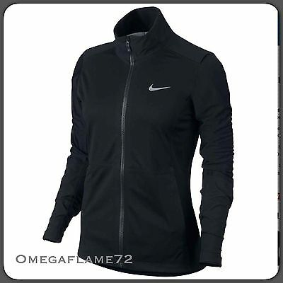 Nike Golf Hyperadapt Storm-Fit 10 Jacket Black 685442-010 Women's Large