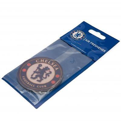 CHELSEA FC Car Air Freshener - Licensed Official Merchandise + Free Postage