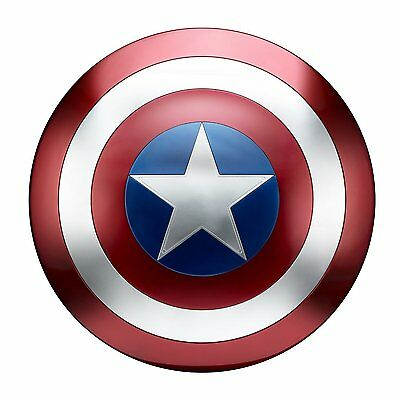 CAPTAIN AMERICA SHIELD THE FILM AND TELEVISION PROP Marvel Avengers Legends Gear