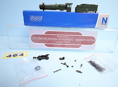 Dapol 'n' Gauge *spare Parts* Pendeford Hall Body & Parts Only Boxed #464