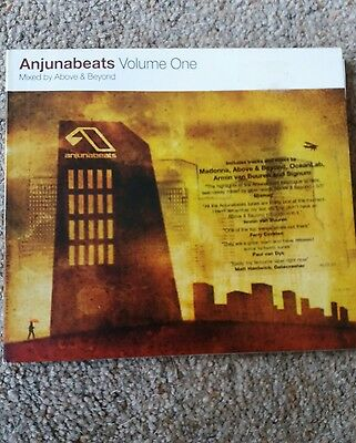 Above & Beyond Anjunabeats Volume One