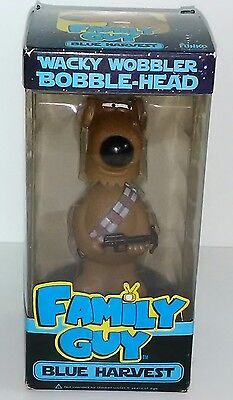 family guy blue harvest special limited edition chewbrian bobble head