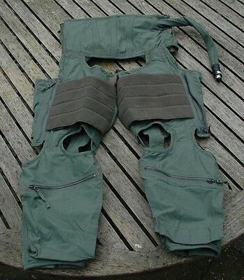 anti G suit KLu fighter pilot -  in new condition - size Small / regular