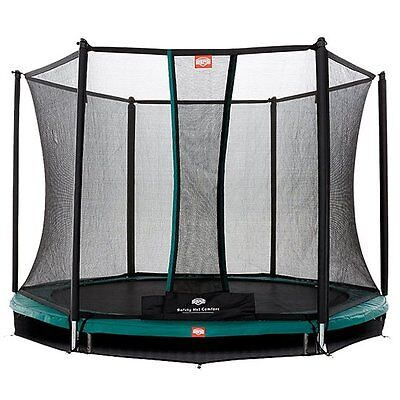 Berg In Ground Trampoline Talent 300 with Safety Net Comfort