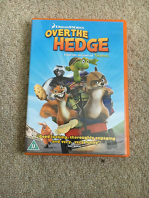 Dreanworks, Over the Hedge DVD