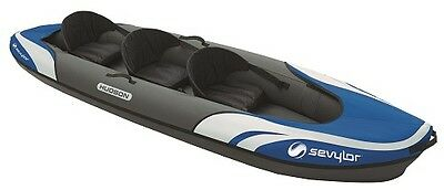 Hudson 3 Person Kayak - Sevylor