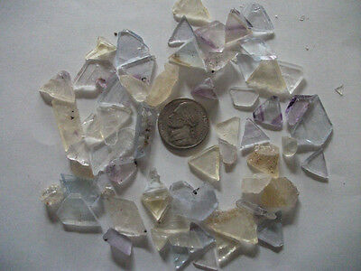 Illinois Fluorite to Cleanse Aura & Balance Chakras Perfect for Pouch!