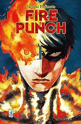 FIRE PUNCH 1 - Star Comics