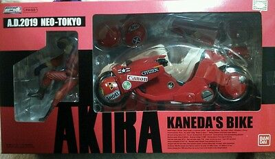 Popinika Spirits PX-03 AKIRA 1/12 Scale Kaneda's Bike Bandai  Japan Anime real